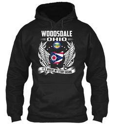 Woodsdale, Ohio - My Story Begins