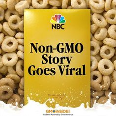 Non-GMO Story Goes Viral. More Here: http://www.today.com/video/today/53979698/#53979698