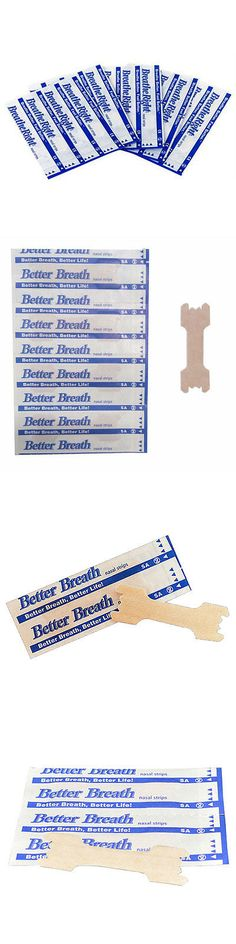 Nasal Strips: 10-500 Better Breath Nasal Strips Med Anti Snoring Sleep Right Aid Stop Snore -> BUY IT NOW ONLY: $44.98 on eBay!