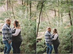 Outdoor Engagement Session, Pittsburgh Photographer, Oakwood Photography