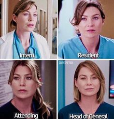 Meredith Grey, i really like the way her character has progressed during the show. She's really grown. Greys Anatomy Frases, Greys Anatomy Funny, Greys Anatomy Cast, Grey Anatomy Quotes, Best Tv Shows, Favorite Tv Shows, Glee, Grey's Anatomy Wallpaper, Greys Anatomy Characters