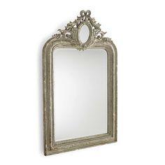 Louis Phillipe Cartouche Mirror