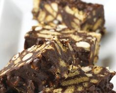 Chocolate Biscuit Cake recipe by Ocado. Serves Find more great Cake, Traybakes recipes at Kitchen Goddess. Chocolate Biscuit Recipe, Tasty Chocolate Cake, Chocolate Biscuits, Sweet Recipes, Cake Recipes, Dessert Recipes, Fudge Recipes, Food Cakes, Cake Ingredients List