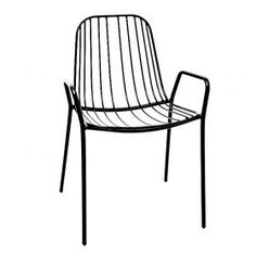 Resonate Patio Chair with Arms | CLU. Living