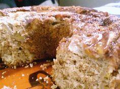 Bolo de Banana f�cil e Delicioso - Veja mais em: http://www.cybercook.com.br/receita-de-bolo-de-banana-facil-e-delicioso.html?codigo=17106