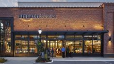 Amazon Aims to Open Hundreds of Brick-and-Mortar Bookstores, Mall CEO Says.