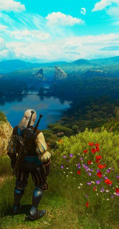 (screenshot) Just started Blood and Wine and I'm already in love with Toussaint. #TheWitcher3 #PS4 #WILDHUNT #PS4share #games #gaming #TheWitcher #TheWitcher3WildHunt