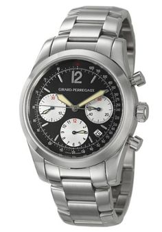 Girard-Perregaux Sport Classique Mens Automatic Watch 49560-1-11-6041: Watches: www.girardperregauxwatches.com