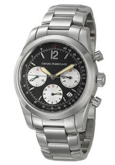 Girard-Perregaux Sport Classique Mens Automatic Watch 49560-1-11-6041: Watches: www.girardperregauxwatches.com