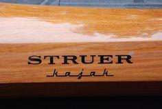 Beautiful Struer Racing Kayak. More photos on website.