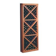 How To Build A Wine Rack Wine Rack Wine And Wine Cellars