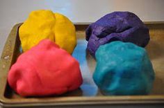 Busy Friends Recipe Swap: Play Dough Cookies