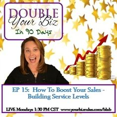 How To Boost Your Sales! The Simplistic Way To Stop Leaving Money On The Table http://yourbizrules.com/boost-your-sales/