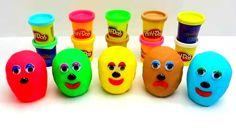 5 surprise eggs funny toys - 5 sürpriz yumurtadan eğlenceli oyuncaklar