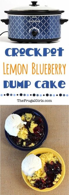 Easy dump cake recipes for breakfast