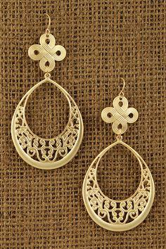 Victorian Beauty Earrings