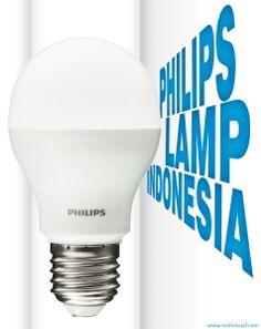 Visual design Philips bulb
