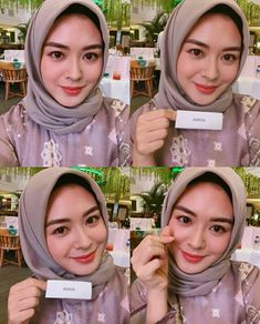 Ayana ❤ Muslim Girls, Muslim Women, Kitchen Rack, Happy Eid, Hijab Tutorial, Arabic Love Quotes, My Wife, Beautiful Asian Girls, Exo