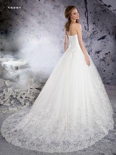 Abito da sposa Dalin 2016 per Bride Project Buttrio www.brideproject.it