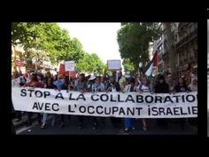 Grande manifestation unitaire « URGENCE PALESTINE