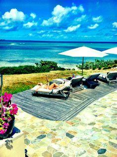Jumby Bay - Antigua and Barbuda.