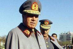 El General Don Augusto Pinochet Ugarte.