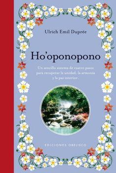 Ho'oponopono http://www.todostusebooks.es/ho-oponopono.html