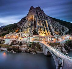 Sisteron, sul da França