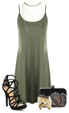 """""""Style"""" by worldsbiggestdiva ❤ liked on Polyvore featuring moda, WearAll e Wet Seal"""