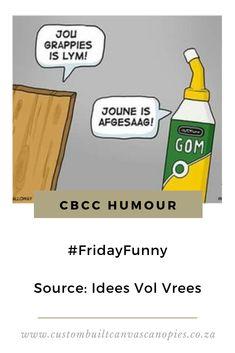 Source: Idees Vol Vrees Friday Humor, Humor