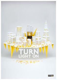 Tactil Design poster by Biesmans Antoine, via Behance