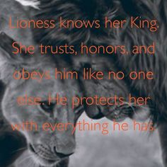 lions and lionesses quotes - Google Search
