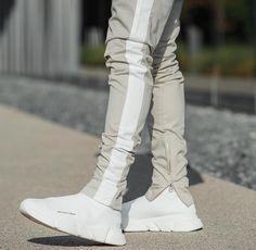 "BALENCIAGA Speed Sock Trainer ""Cocaine White"""