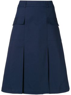 Buy Midi Skirts For Women from 887 at Stylewe. Online Shopping Stylewe Solid Women Midi Skirts For Work Elegant Mermaid Polyester Buttoned B… in 2020 Blouse And Skirt, Pleated Skirt, A Line Skirts, Mini Skirts, Mode Style, Flare Skirt, Skirt Outfits, Classy Outfits, Fashion Dresses