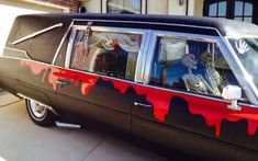 Halloween Hearse Special! - http://barnfinds.com/halloween-hearse-special/