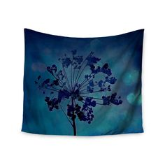"Robin Dickinson ""Grapesiscle"" Wall Tapestry"