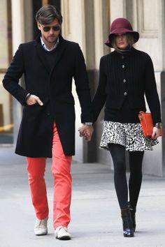 Johannes Huebl and Olivia Palermo