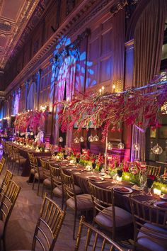 Bar Mitzvah Party designed by Tantawan Bloom New York