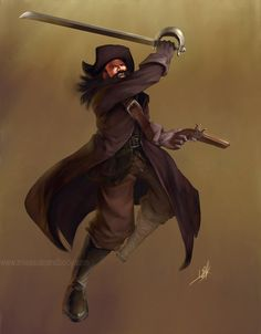 Pirates: Blackheart by *DanHowardArt on deviantART