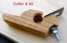 Making Long, Round Things in Wood with the Norwegian Dowel Cutter