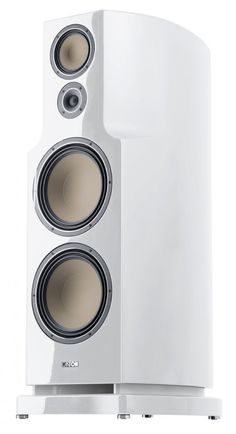 """CANTON Reference K1 Floorstand all ceramic drivers 7""""mid 2x12""""bass 90dB 18Hz-40k 