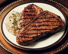 USDA Prim Porterhouse Steaks Only top 1-2% of beef can be labeled USDA Prime Aged for up to 28 days Kansas City Steaks 8 (20oz.) USDA Prime Porterhouse Steaks