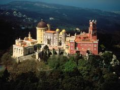 Palace of Pena, Sintra , Portugal