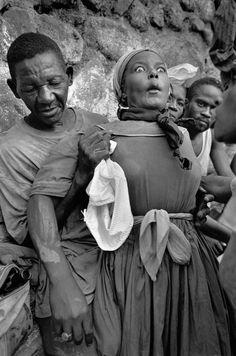 """Rituals in Haiti"" (voodoo ceremonies) - Christina Garcia Rodero"