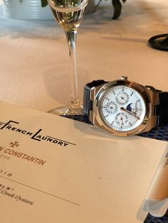 Travel Through Napa Valley With Vacheron Constantin And The Overseas Watches (Slide Show) The French Laundry, Napa Valley Wine, Vacheron Constantin, Perpetual Calendar, Michael Kors Watch, Wrist Watches, Luxury Watches, Travel, Viajes