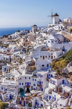 Photograph City of Oia by Budiarto Wibowo on 500px