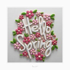 Hello Spring! |Manu