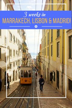 3 WEEKS IN MARRAKECH, LISBON & MADRID: My experiences traveling Solo as a (Black!) woman through Marrakech, Lisbon, & Madrid