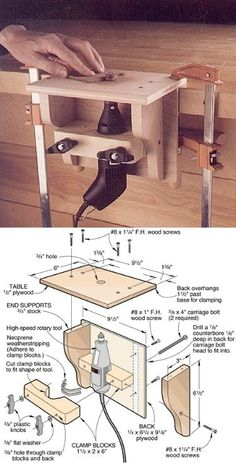 Schwarz Schwarz - Holz DIY Ideen - Schwarz Schwarz – Holz DIY Ideen - You are in the right place about Woodworking Techniques how to build Here we Router Woodworking, Woodworking Workshop, Woodworking Techniques, Woodworking Projects Diy, Woodworking Furniture, Diy Wood Projects, Woodworking Tools, Wood Crafts, Router Jig