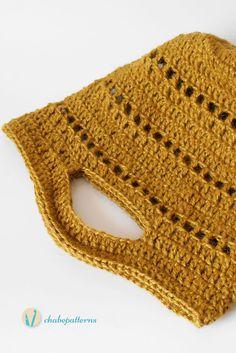 Hemp bag, free crochet pattern, written instructions and video tutorial/ Bolso de hemp, patrón gratis de ganchillo, instrucciones escritas y video tutorial